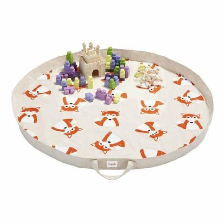 3 Sprouts játszószőnyeg róka