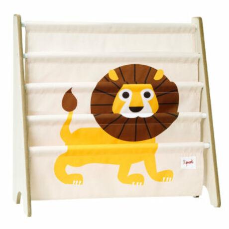 3 Sprouts könyvtartó állvány – oroszlán