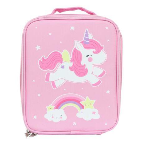Uzsonnás táska (hűtőtáska) - Unikornis - A Little Lovely Company