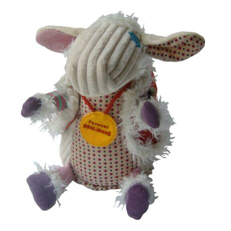 Les Deglingos Original POILODOS - a bárány plüssfigura