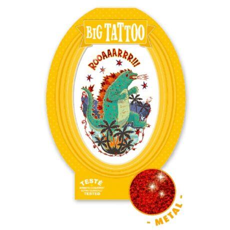 Tetováló matricák - Godzilla Djeco Design by