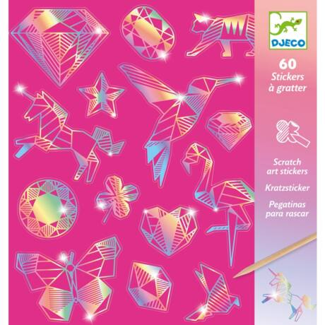Karckép technika - Gyémánt - Diamond Djeco Design by