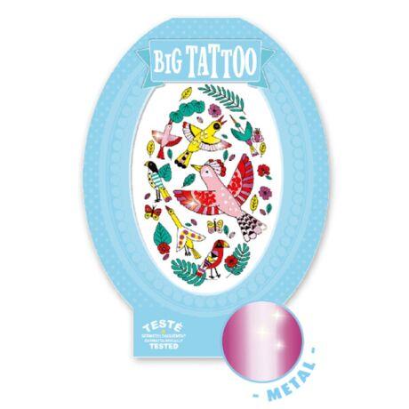 Tetováló matricák - Birdy Djeco Design by