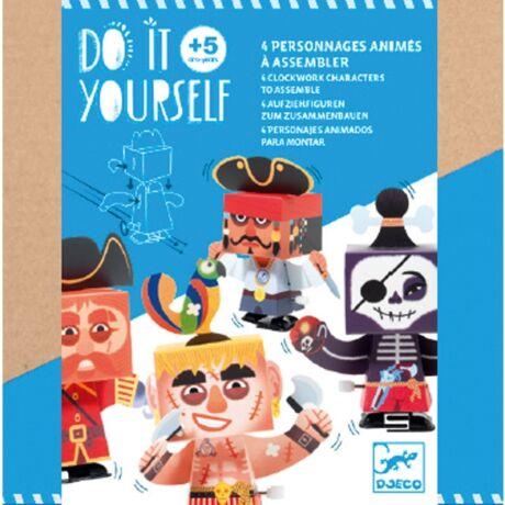 Csináld magad! - Up and at'em! Djeco Design by