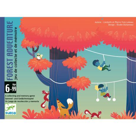 Kártyajáték - Forest Adventure Djeco