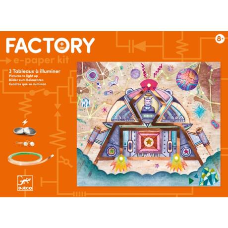 E-kreatív műhely - Űrutazás - Odyssey - Djeco