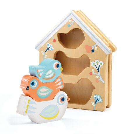 Felfedező játék - Fióka - BabyBirdi