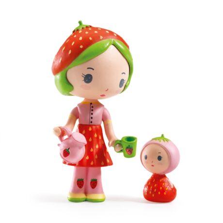 Álmovilág figurák - Eperke és Szamóca - Berry & Lila