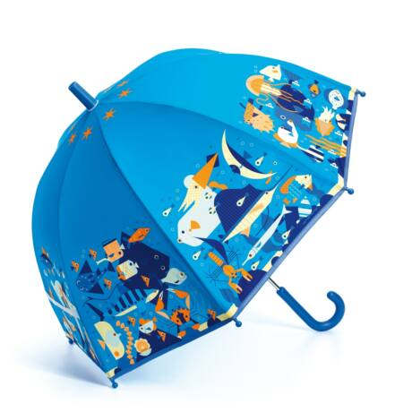 Esernyő - Tenger világa - Seaworld-DJECO