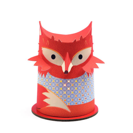 Mini lámpás - Róka - Fox - DJECO