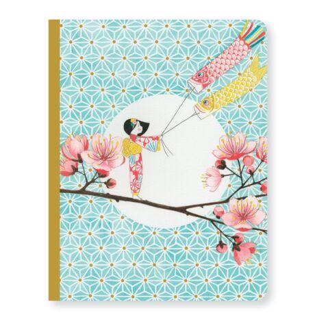 Jegyzetfüzet A/5 - Misa notebook- DJECO