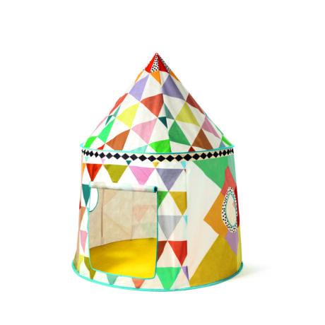 Djeco sátrak - Játszósátor - Cabane Tinou - DJECO