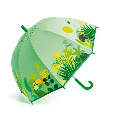 Esernyő - Trópusi djungel - Tropical jungle-DJECO