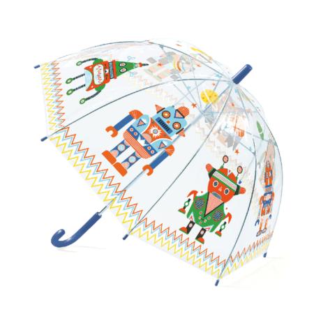 Esernyő - Robotok - Robots- DJECO