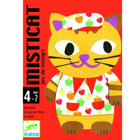 Kártyajáték - Macskaikrek - Misticat - DJECO