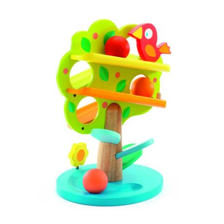 Felfedező játék - Tik-tak-bumm - Tac boum pom- DJECO