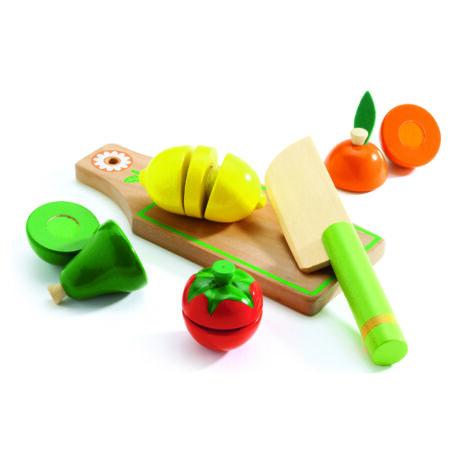 Szeletelhető gyümölcsök - Fruits and vegetables to cut- DJECO