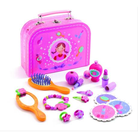Djeco szerepjáték eszközök - Piperekészlet - My vanity case- DJECO