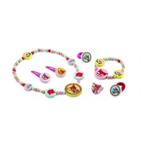 Ékszerkészlet - Kicsi ösvény - Jewellery small hind- DJECO