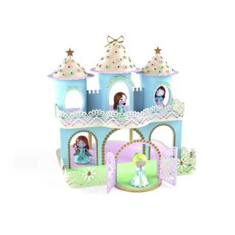 Hercegnők kastélya - Ze Princesses Castle- DJECO