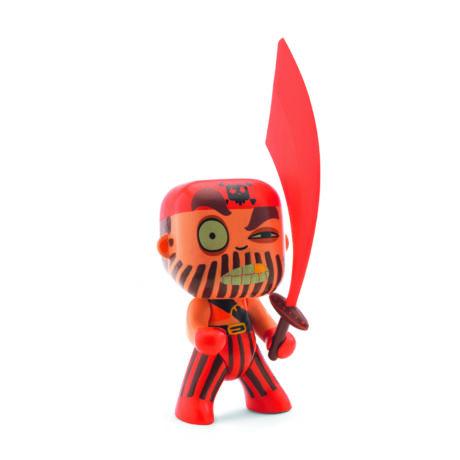 Kalóz - Captain red- DJECO