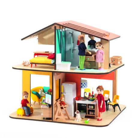 Modern babaház - Modern house- DJECO
