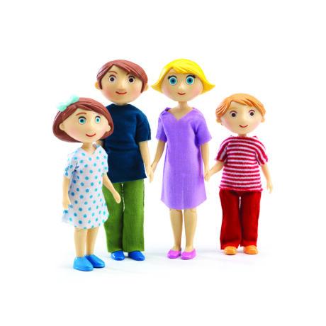 A család  - The family of Gaspard and Romy- DJECO