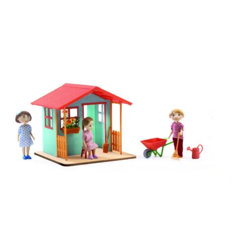 A kerti ház - Garden playhouse- DJECO