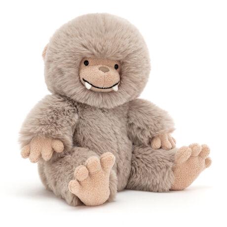 Jellycat Bo Bigfoot - Bo az óriásláb