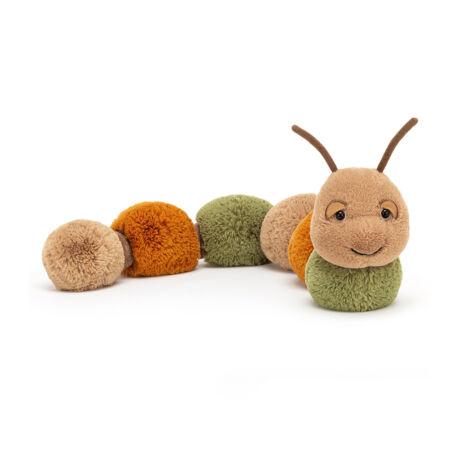 Jellycat Figgy Caterpillar - Figgy a plüss hernyó