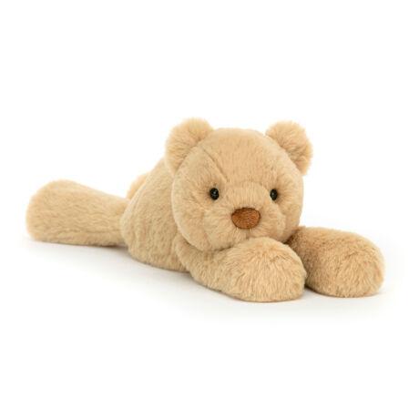 Jellycat Smudge Bear - Ölelnivaló plüss mackó