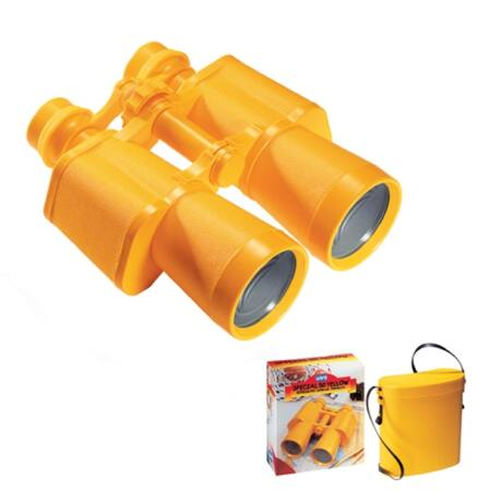 Navir Kétcsövű távcső, sárga - Special 50 Yellow Binocular with Case