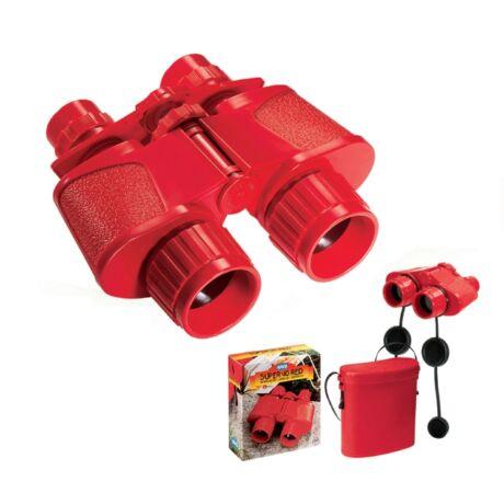 Navir Piros gyermektávcső - Super 40 Red Binocular with Case
