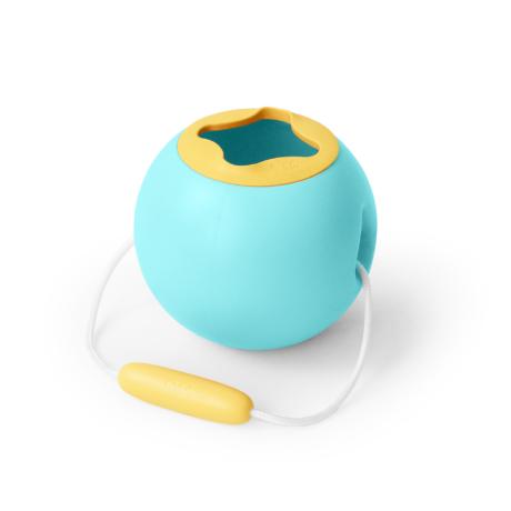 Quut mini strandolós vödör - Mini Ballo -  Banán + Kék