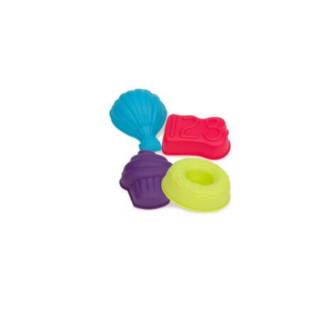 B.Toys Sea Shellies I. - Homokozó forma szett