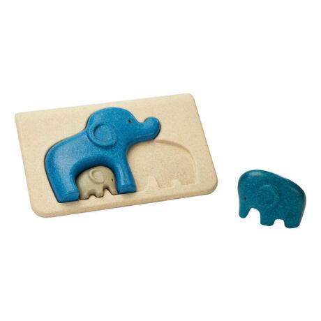Elefánt kirakó Plan Toys