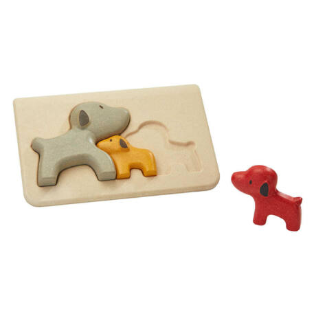 Kutya kirakó Plan Toys
