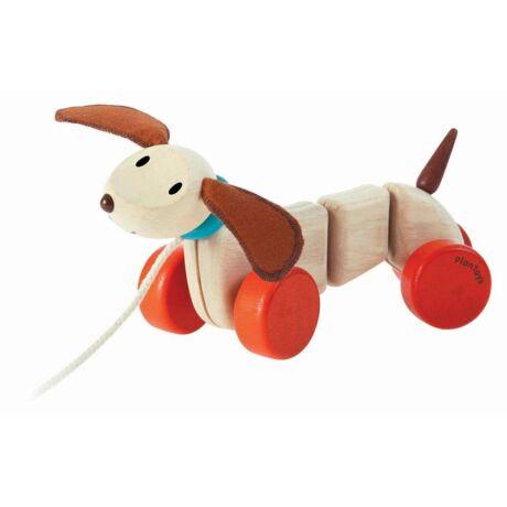 Húzható kutya Plan Toys