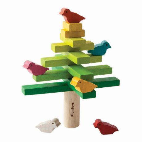 Egyensúlyozó - fa Plan Toys