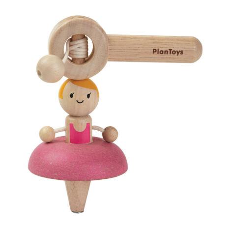 Pörgő - balerina Plan Toys