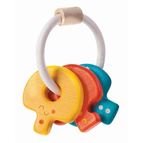 Csörgő - kulcs Plan Toys
