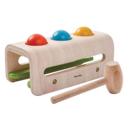 Plan Toys Kalapácsos golyók