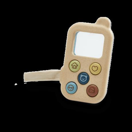 Az első telefonom – öko fa játéktelefon – Tavasz