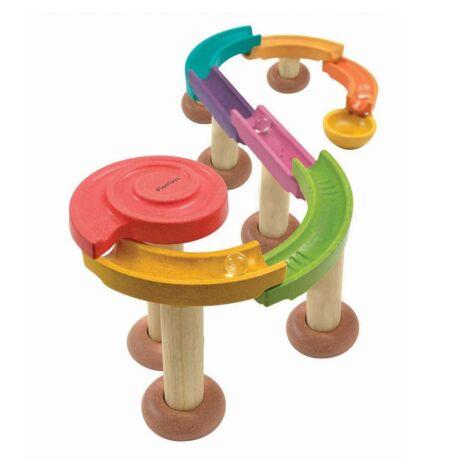Guruló üverggolyó - standard Plan Toys