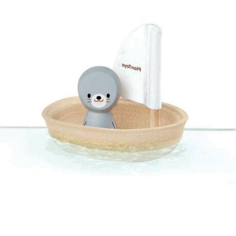 Vitorlás csónak - Fóka Plan Toys