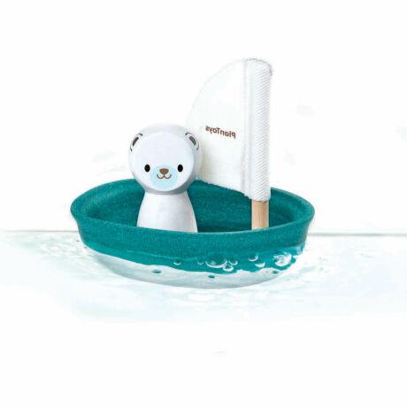 Vitorlás csónak - Jegesmedve Plan Toys