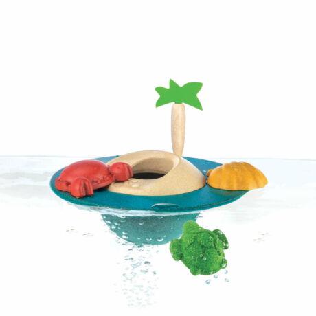 Lebegő sziget Plan Toys