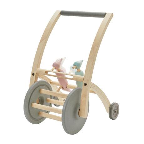Walker tipegő - fakopáncs Plan Toys