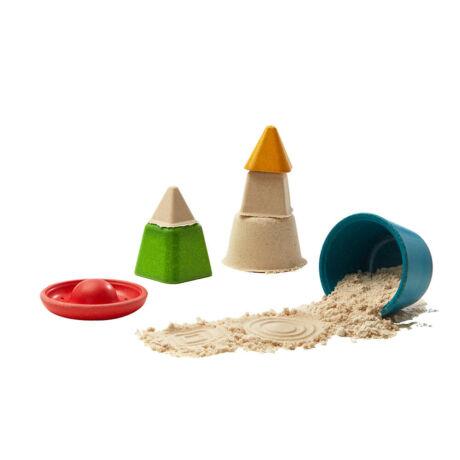 Kreatív homokozó szett Plan Toys