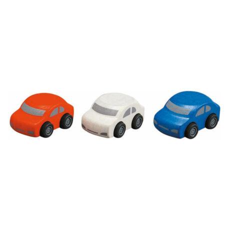 Családi autók Plan Toys